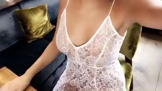Marnie Simpson See Through (6 Photos + Video)