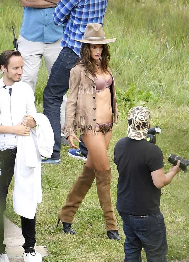 Alessandra Ambrosio, Adriana Lima & Candice Swanepoel Sexy (42 Photos)