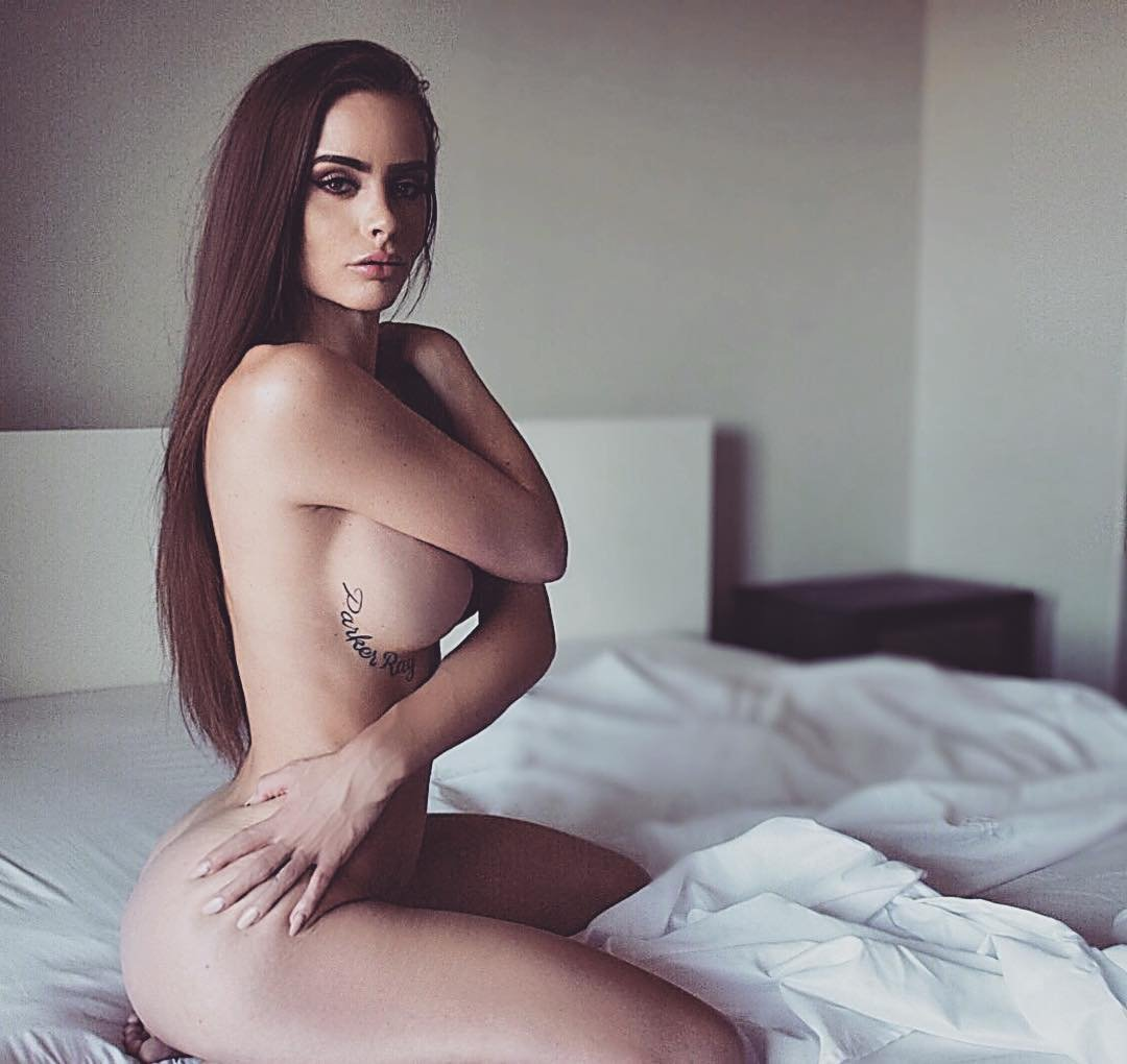excited nude amateur college girl