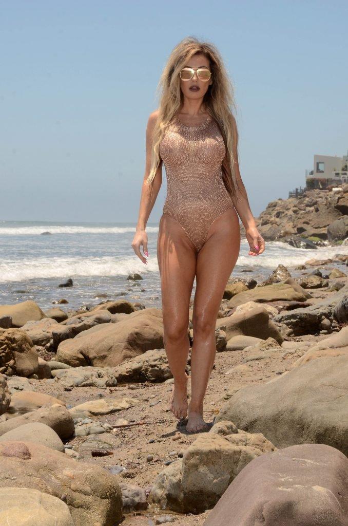 Ana Braga See Through (21 Photos)
