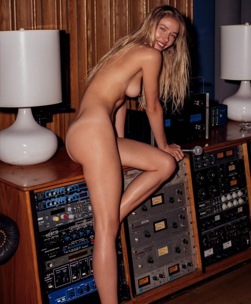Half Nude Images