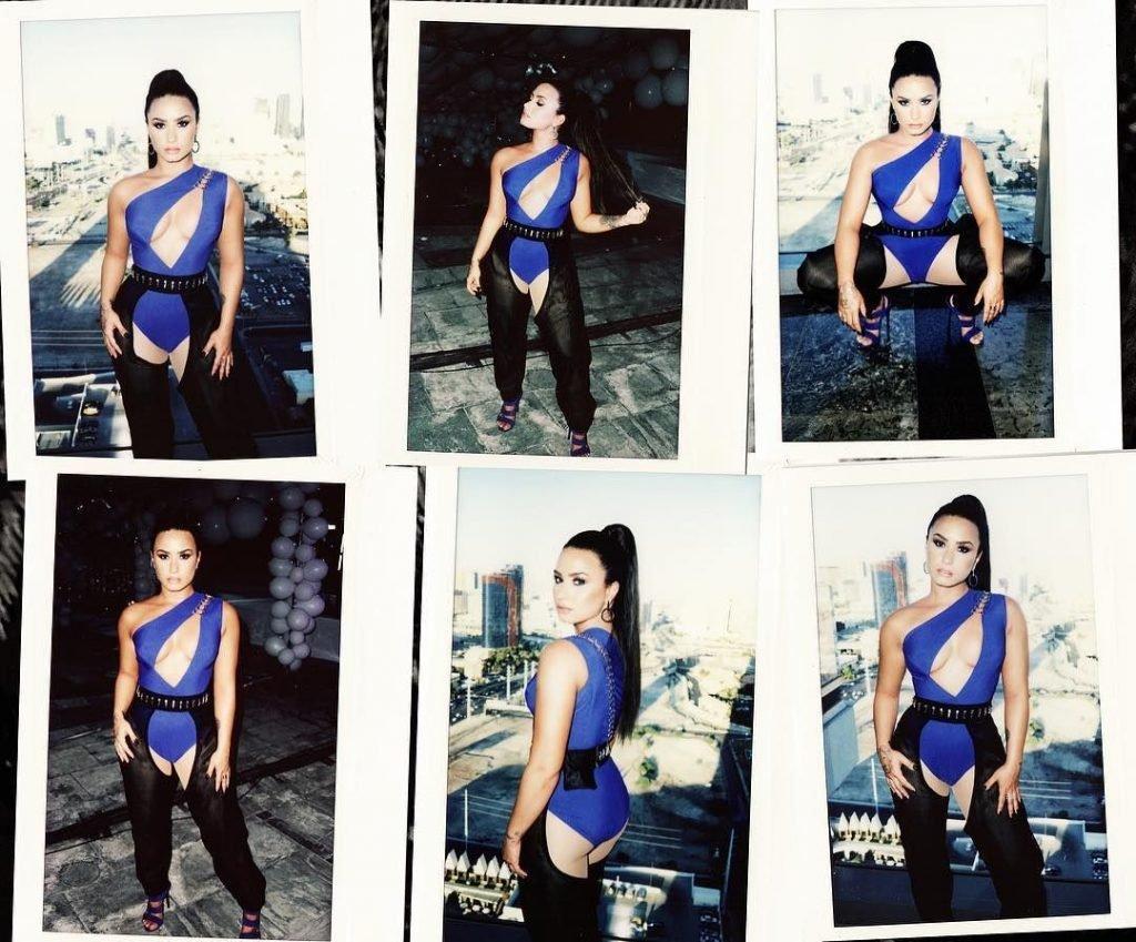 Demi Lovato Sexy (21 Photos + Video)