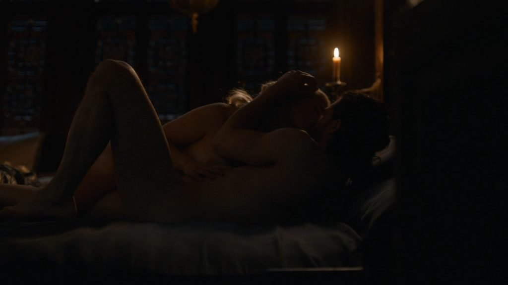 Poll: GoT s07 – Best Sex Scene