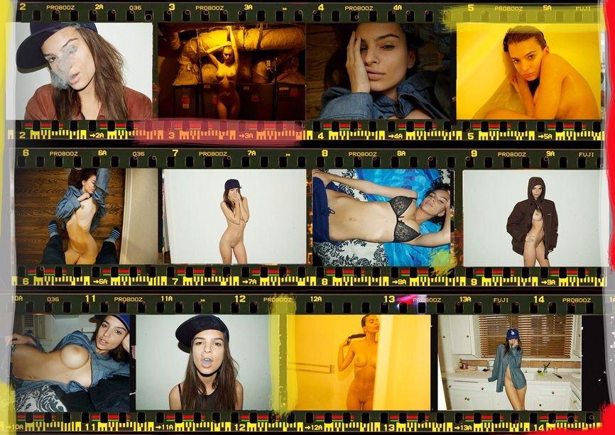 Emily Ratajkowski Nude & Sexy (7 Photos)