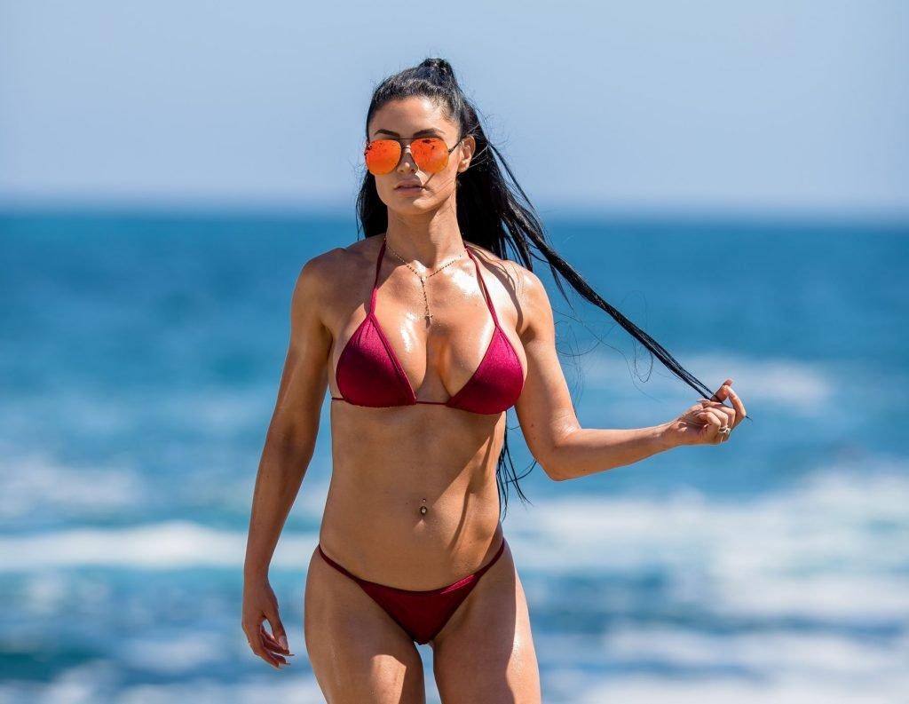 Eva Marie Sexy (38 Photos)