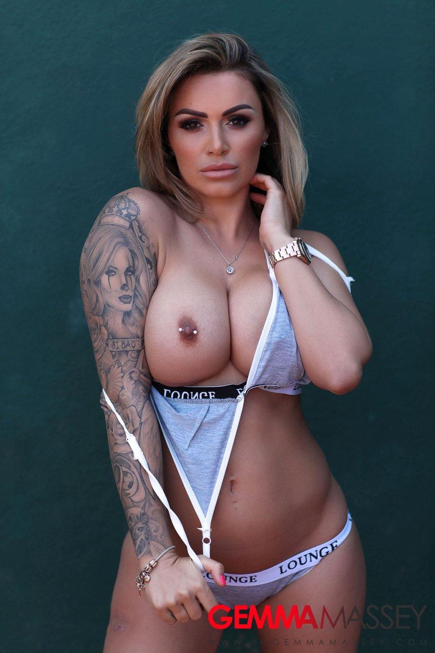 British slut gemma massey fucks her friend 8