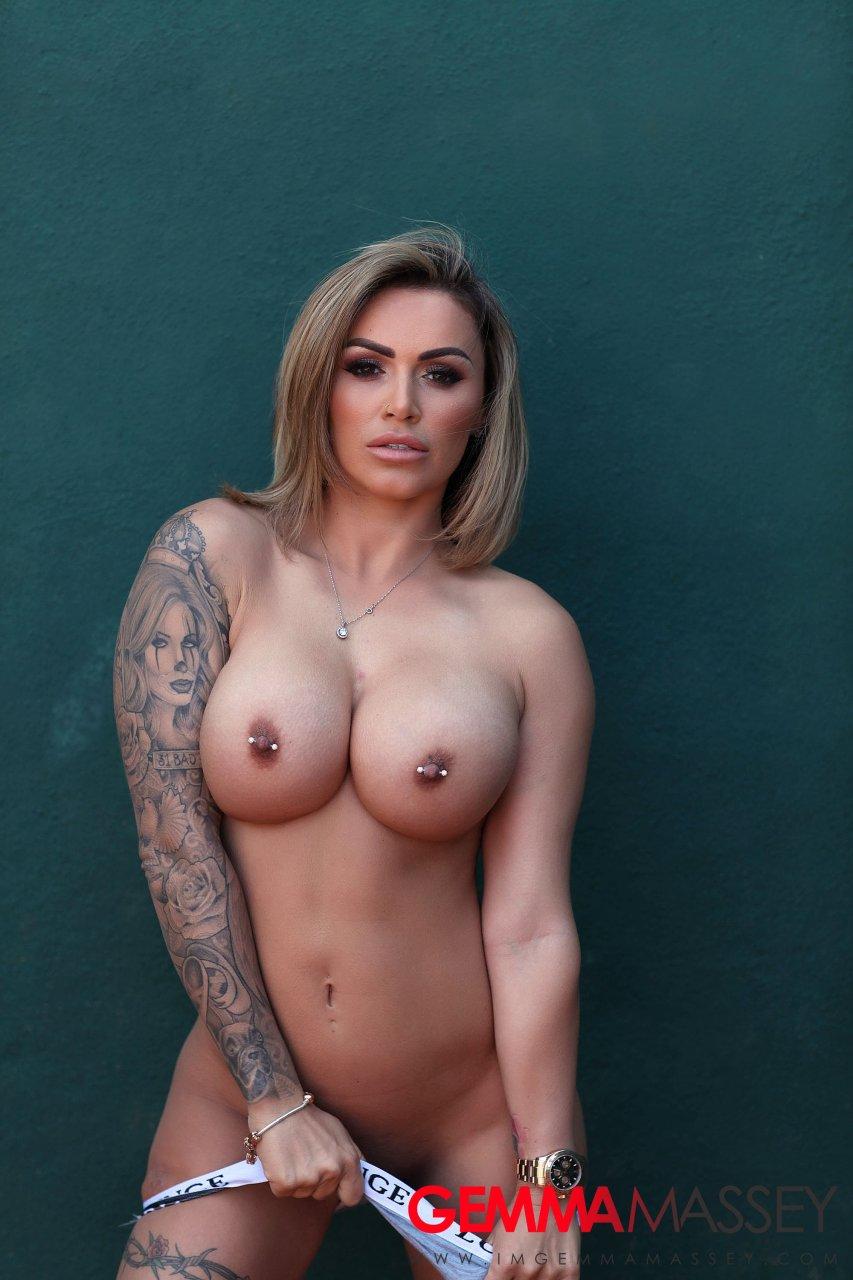Gemma massey video