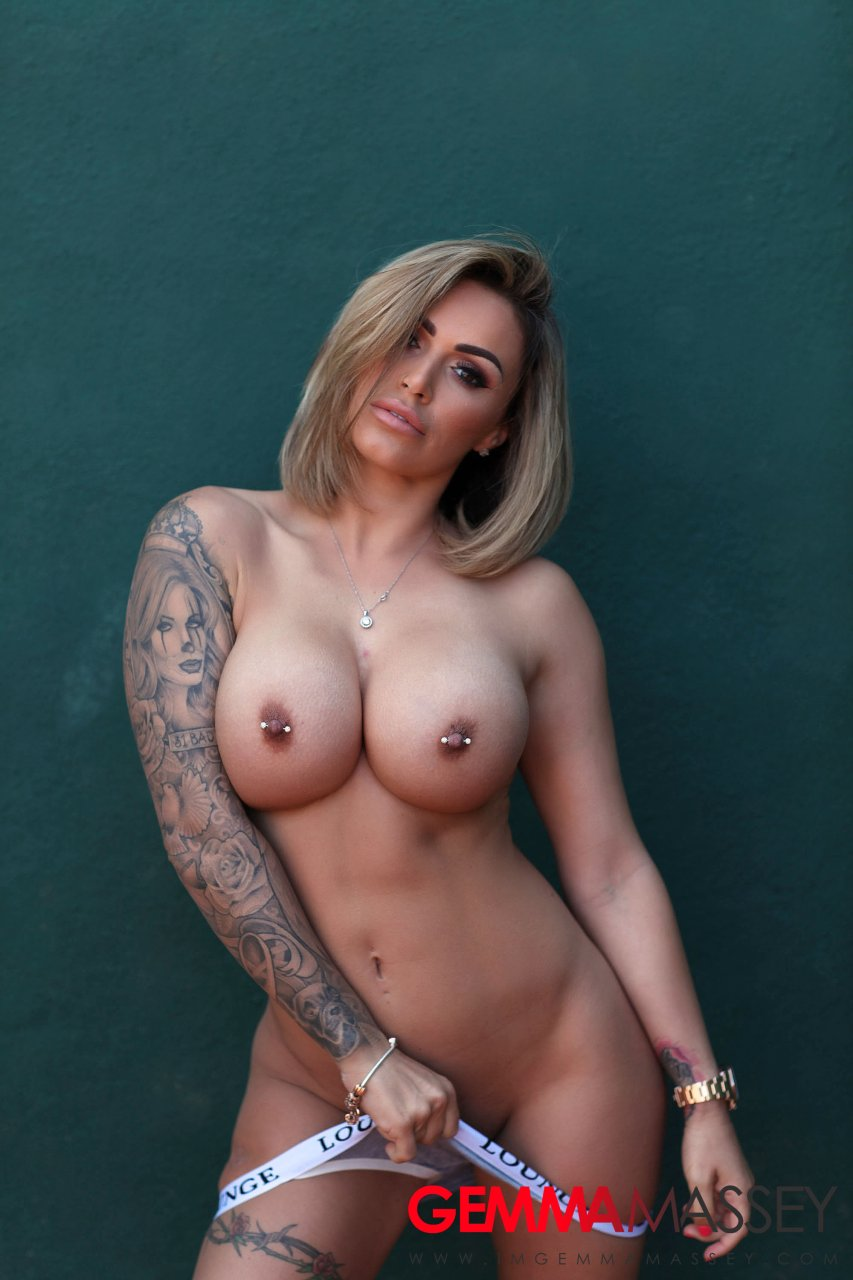 gemma naked