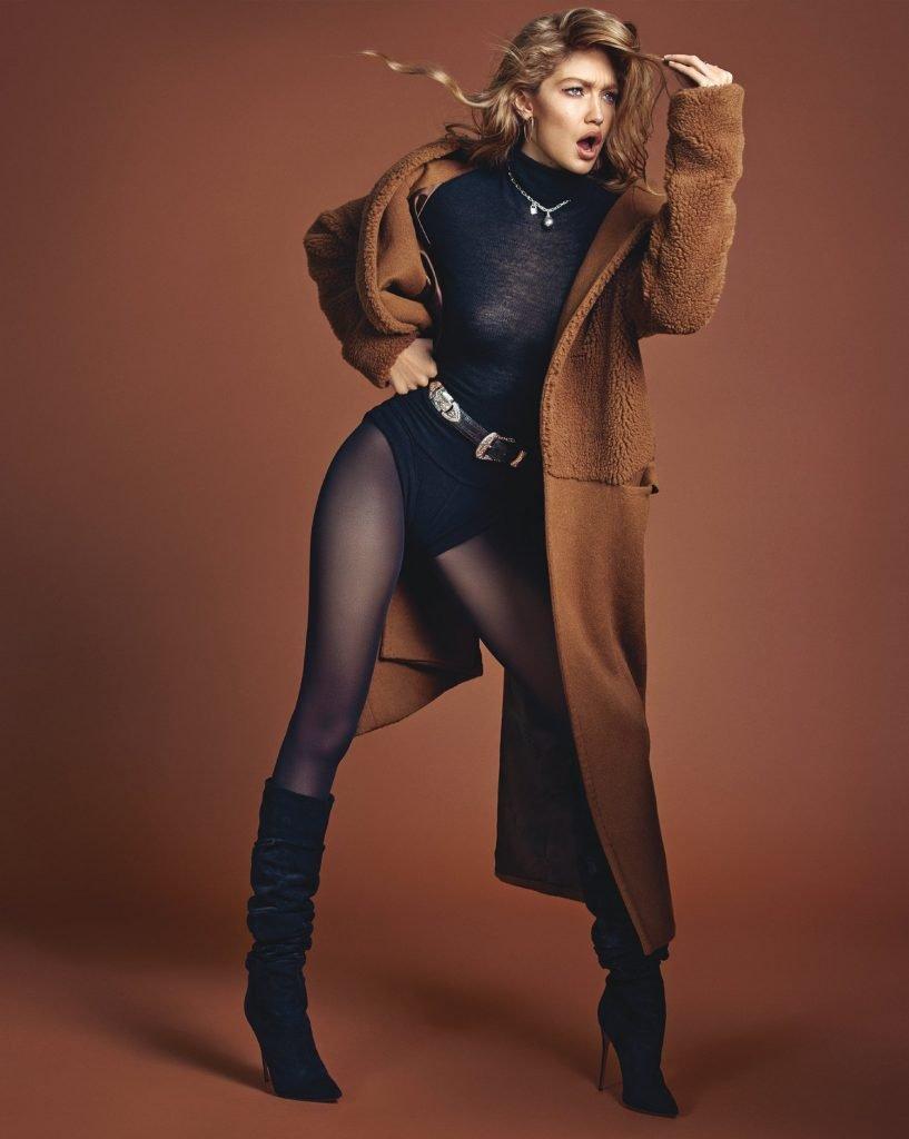 Gigi Hadid See Through (1 Photo)
