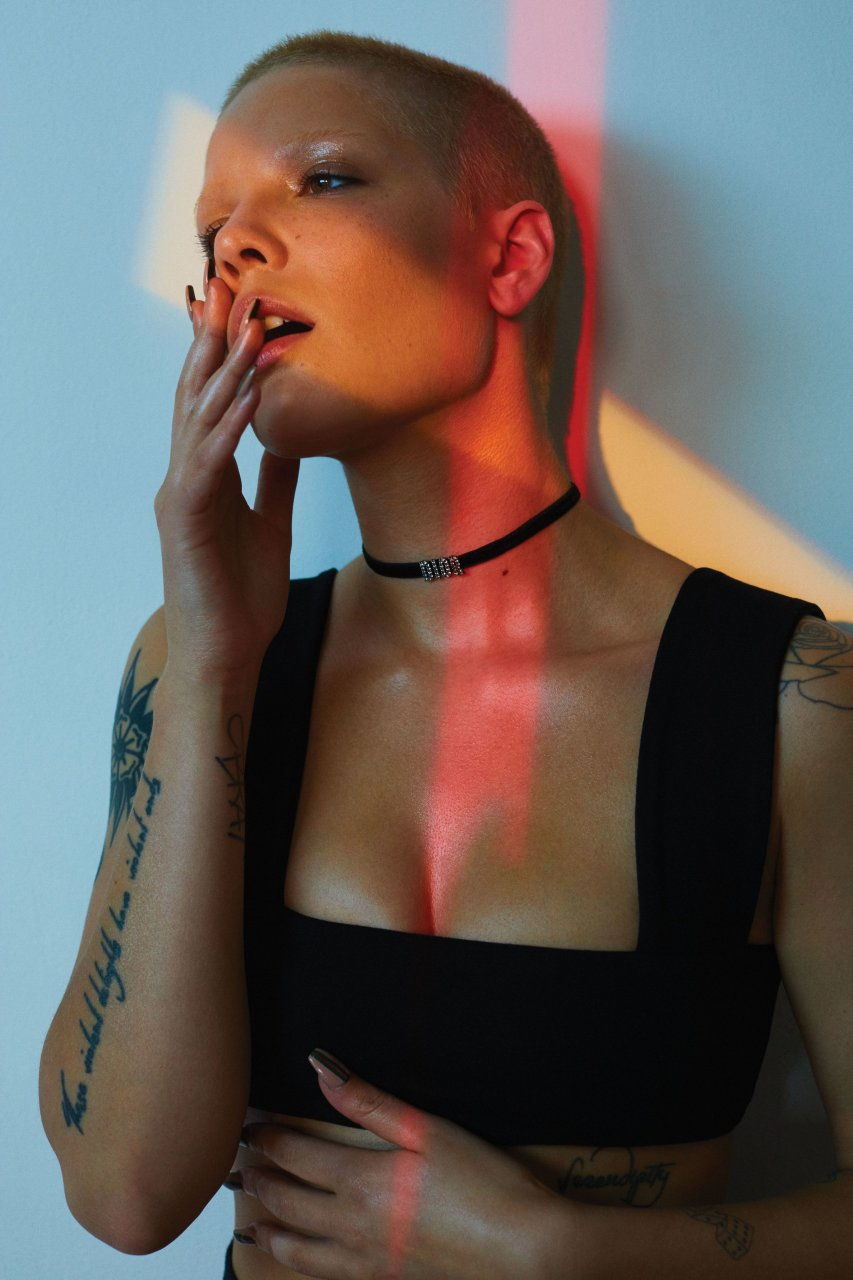 Halsey Sexy Nude Photos 53