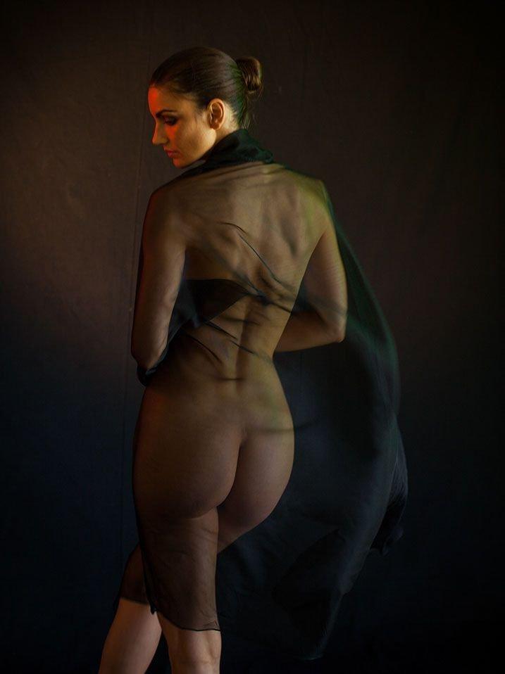 Jessiqa Pace  nackt