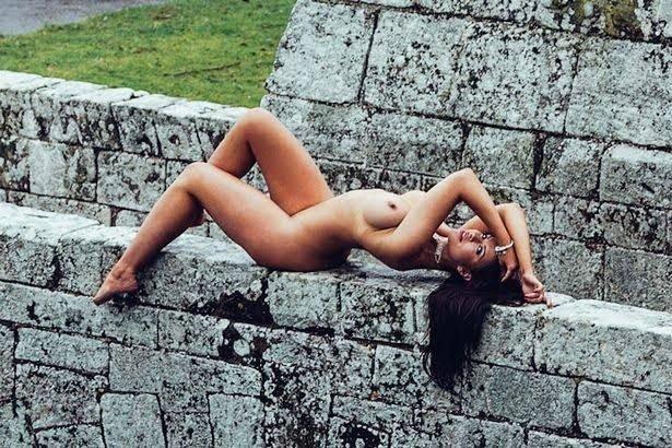 Jessica Shears  nackt