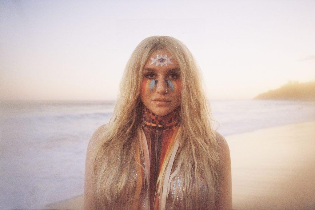 Kesha Nude (4 Photos + Video)