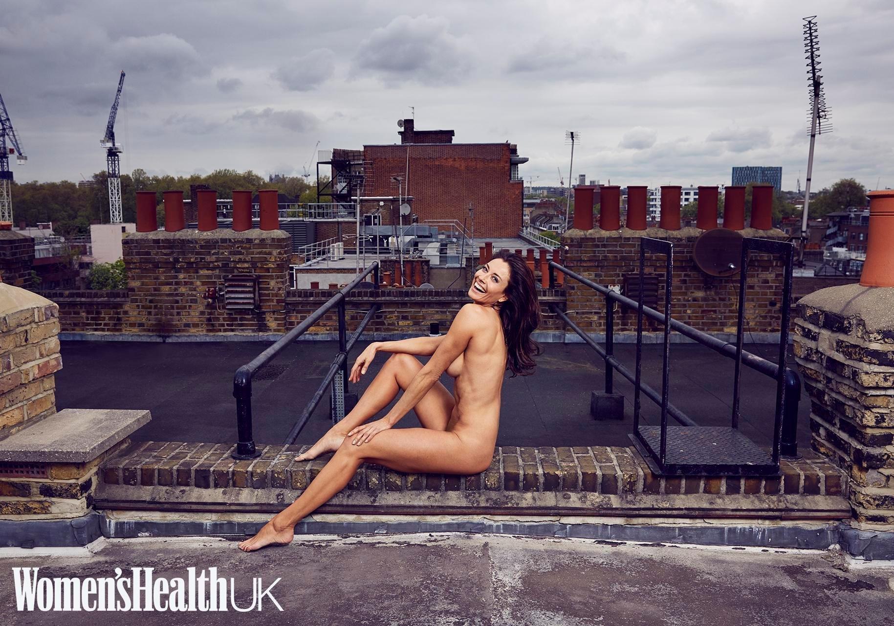 Sykes topless melanie