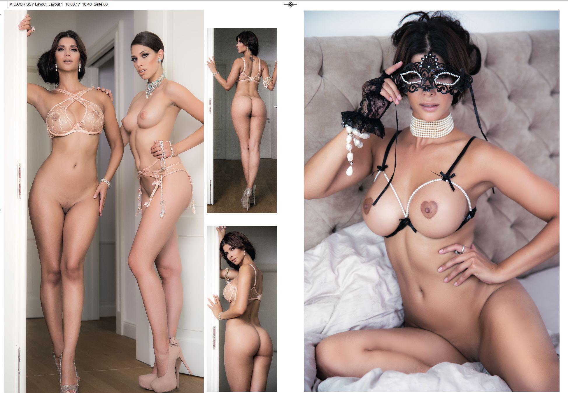 micaela schäfer pussy nackt