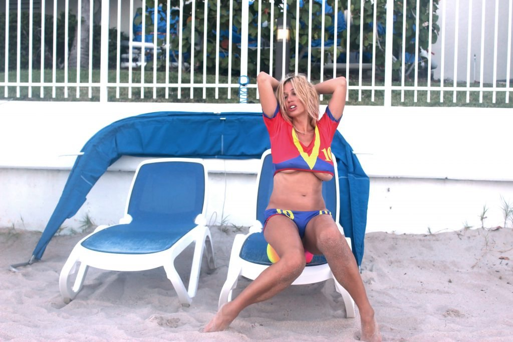 Nadeea Volianova Sexy (34 Photos)