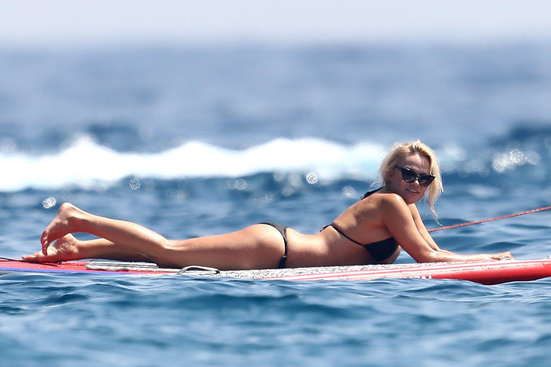 Pamela Anderson Sex Photo Tommy Domination Porn Pics