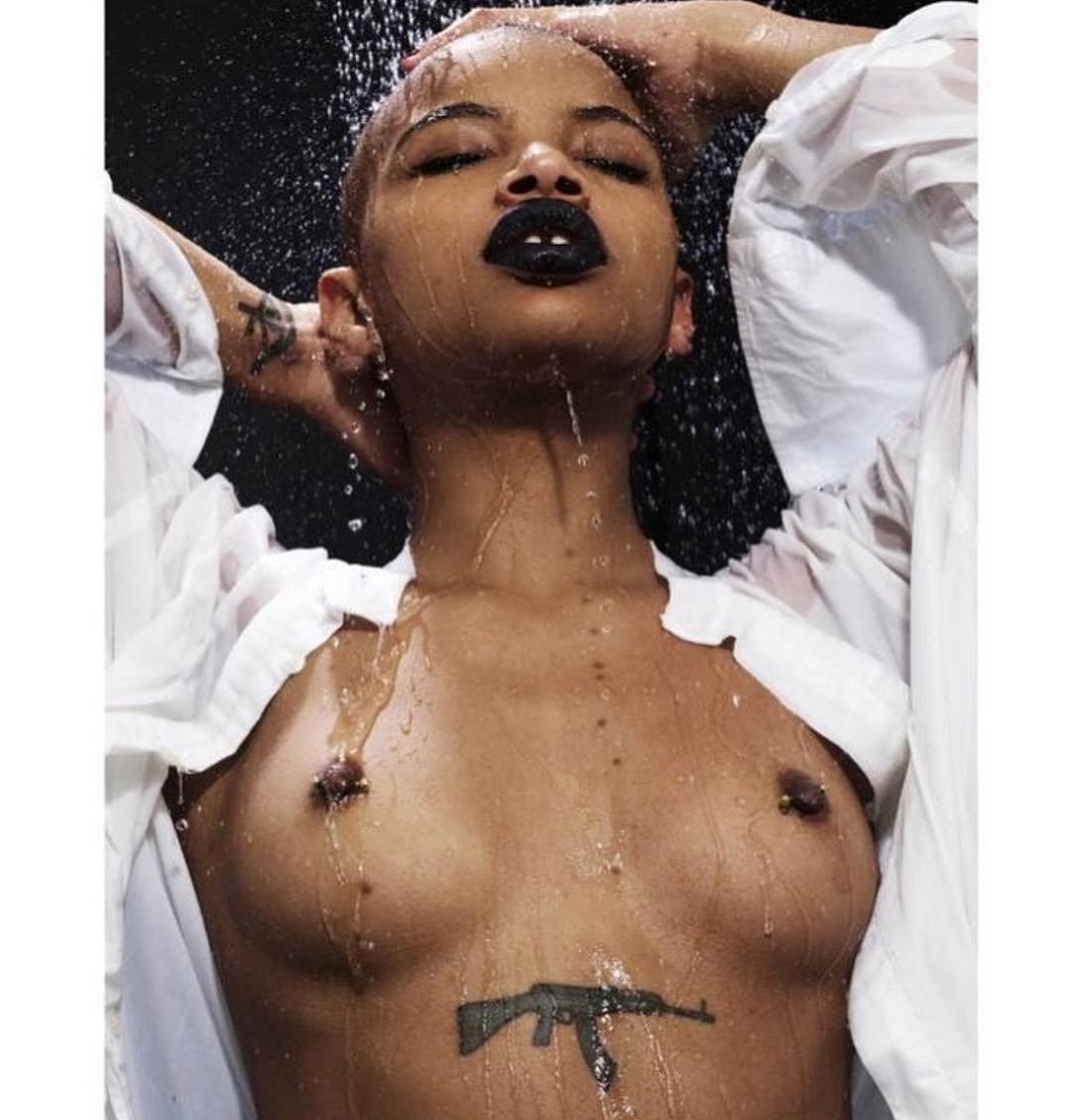 grace slick naked