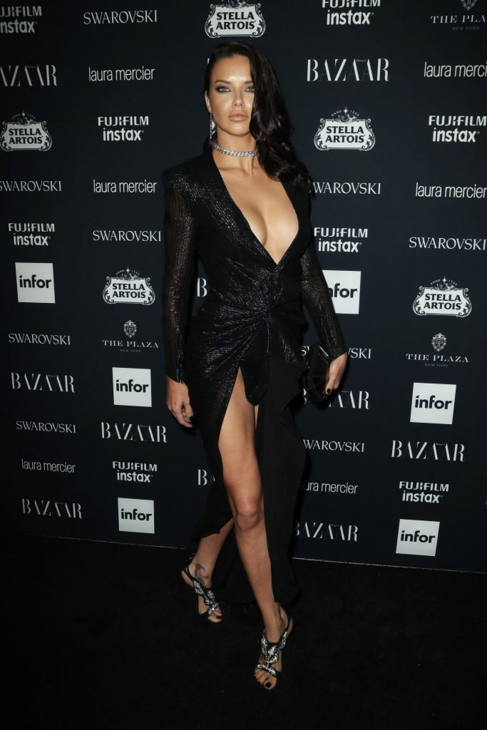 Adriana Lima Sexy (15 Photos + Gif)