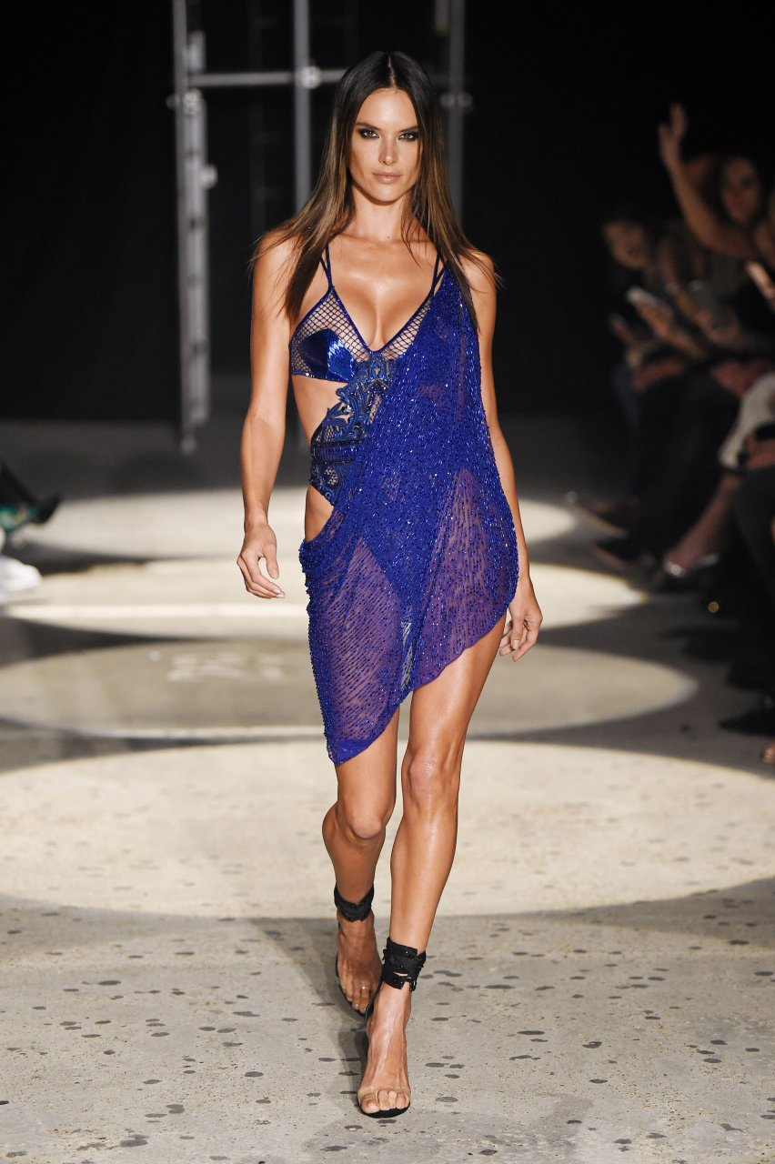 Alessandra Ambrosio See Through (35 Photos + Video) | # ... алессандра амбросио