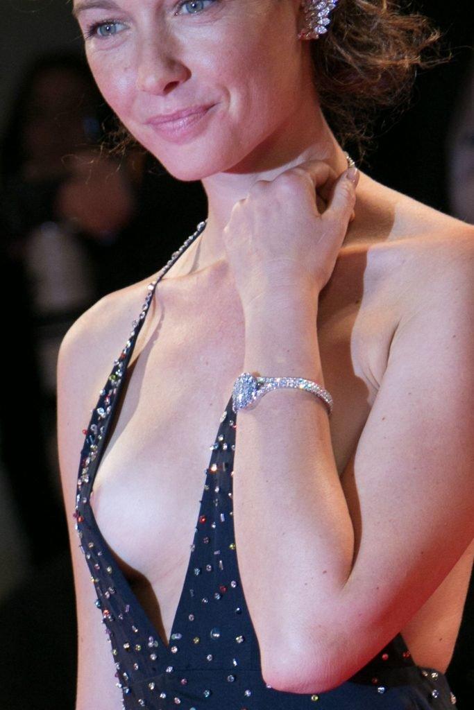 Cristiana Capotondi Nip Slip (12 Photos)