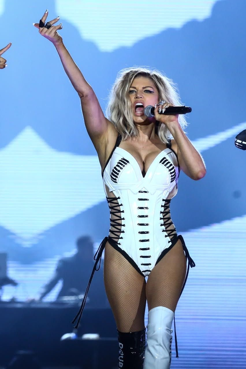 Fergie Sexy (14 Photos + Video)   #TheFappening