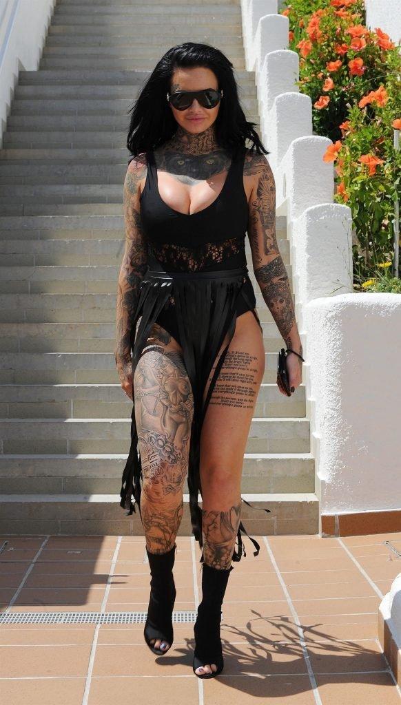 Jemma Lucy Sexy (24 Photos)