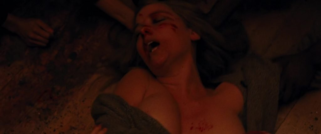 Jennifer Lawrence Nude, Michelle Pfeiffer Sexy – Mother! (2017) 1080p