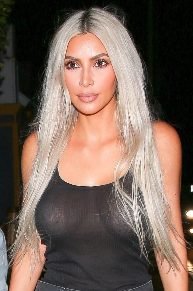 Kim Kardashian See Through (20 Photos)