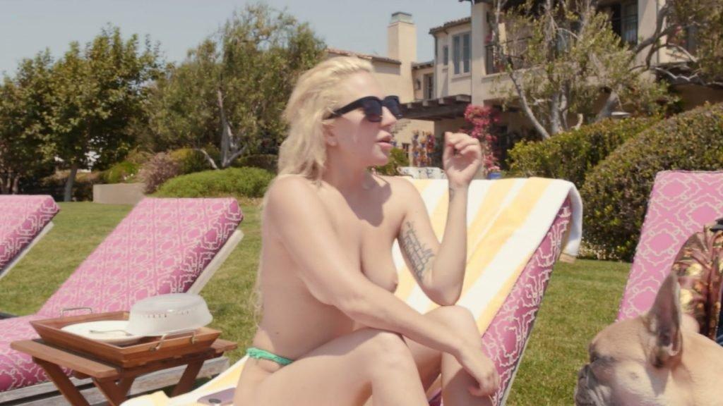 Lady Gaga Nude – Gaga: Five Foot Two (2017) HD 1080p Web