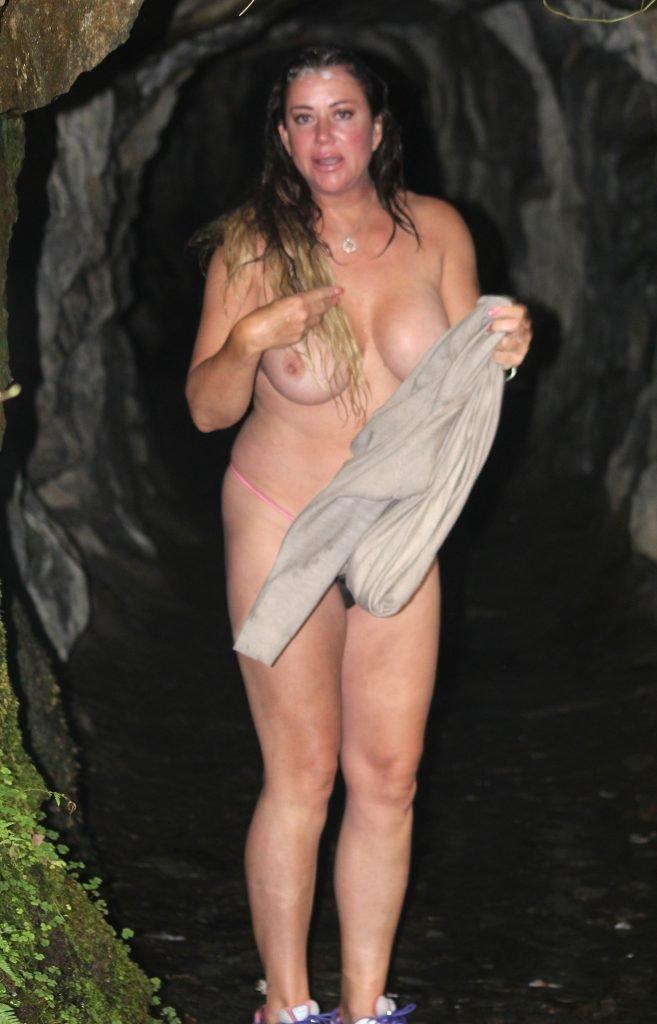 Lisa Goodman  nackt