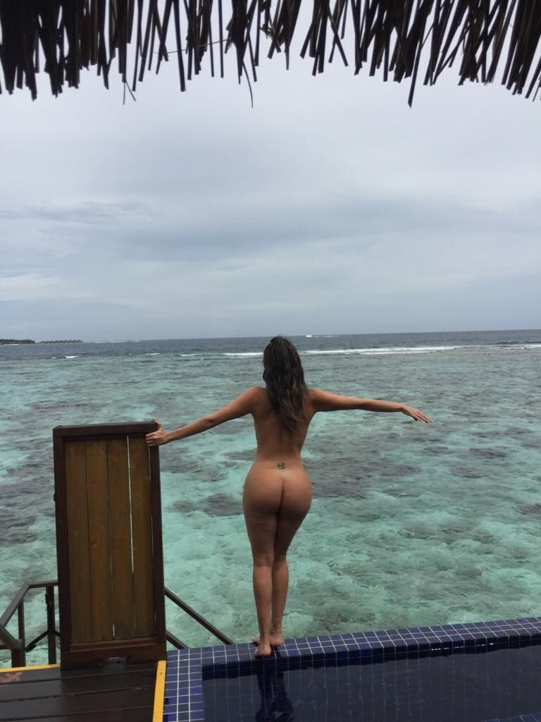 Maldives sexy girls naked