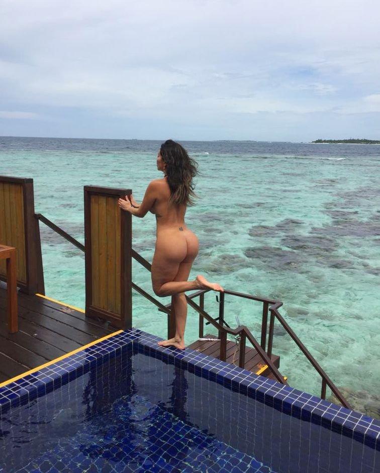 Gutierrez nude liziane Liziane Gutierrez