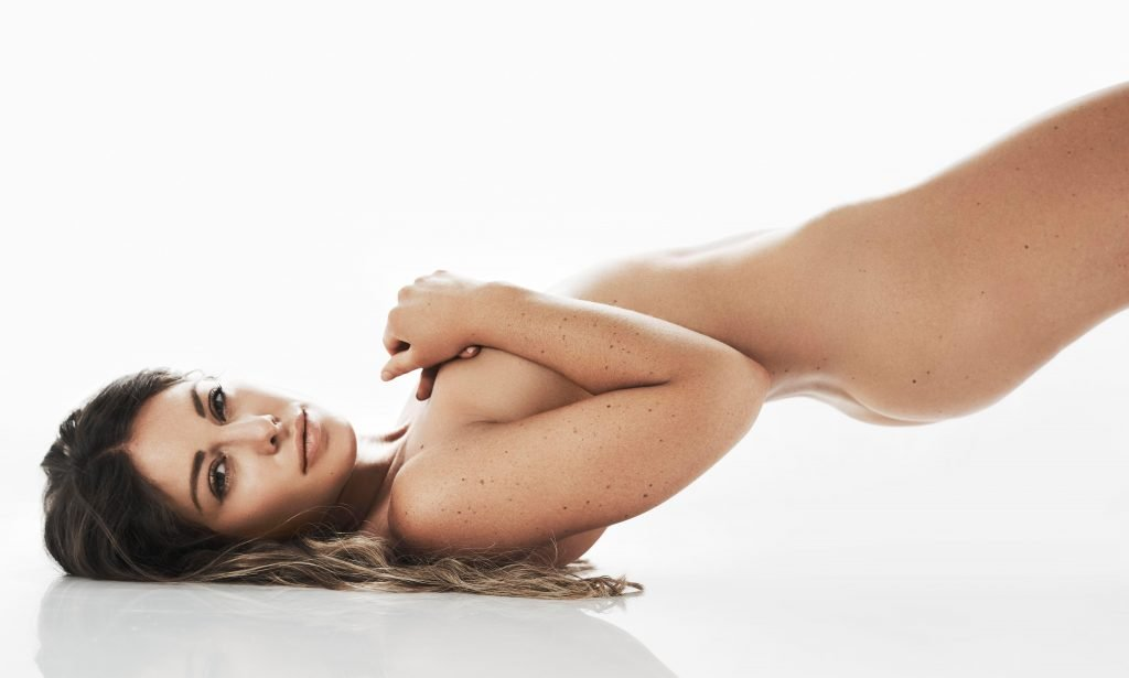Louise Thompson Naked (4 New Photos)
