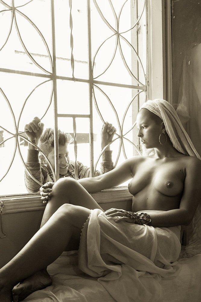 Marisa Papen Naked (8 Photos)