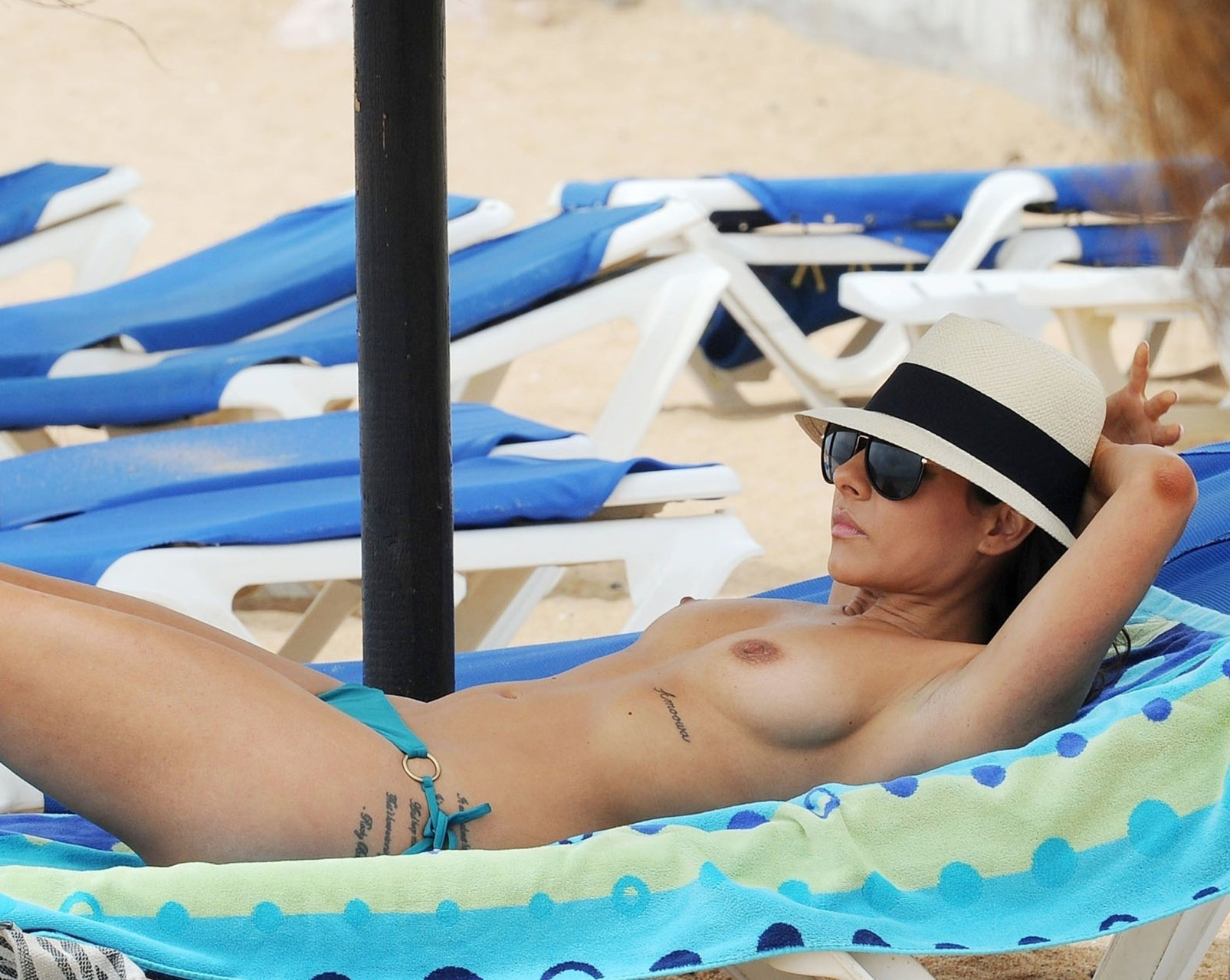 Roxanne pallett nude suggest you