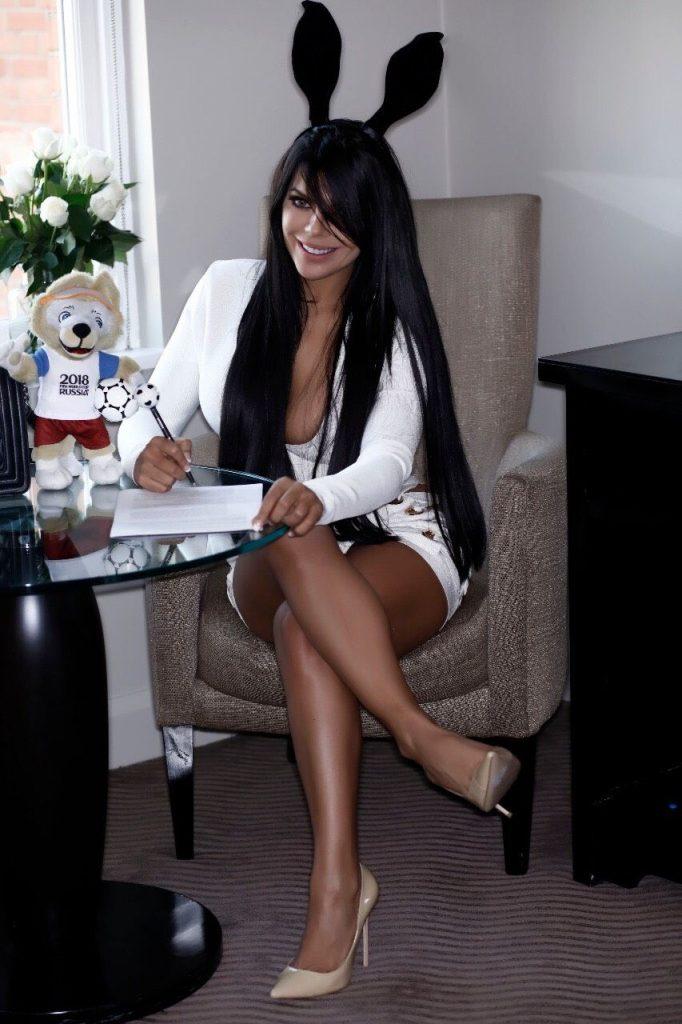 Suzy Cortez Sexy & Topless (17 Photos)