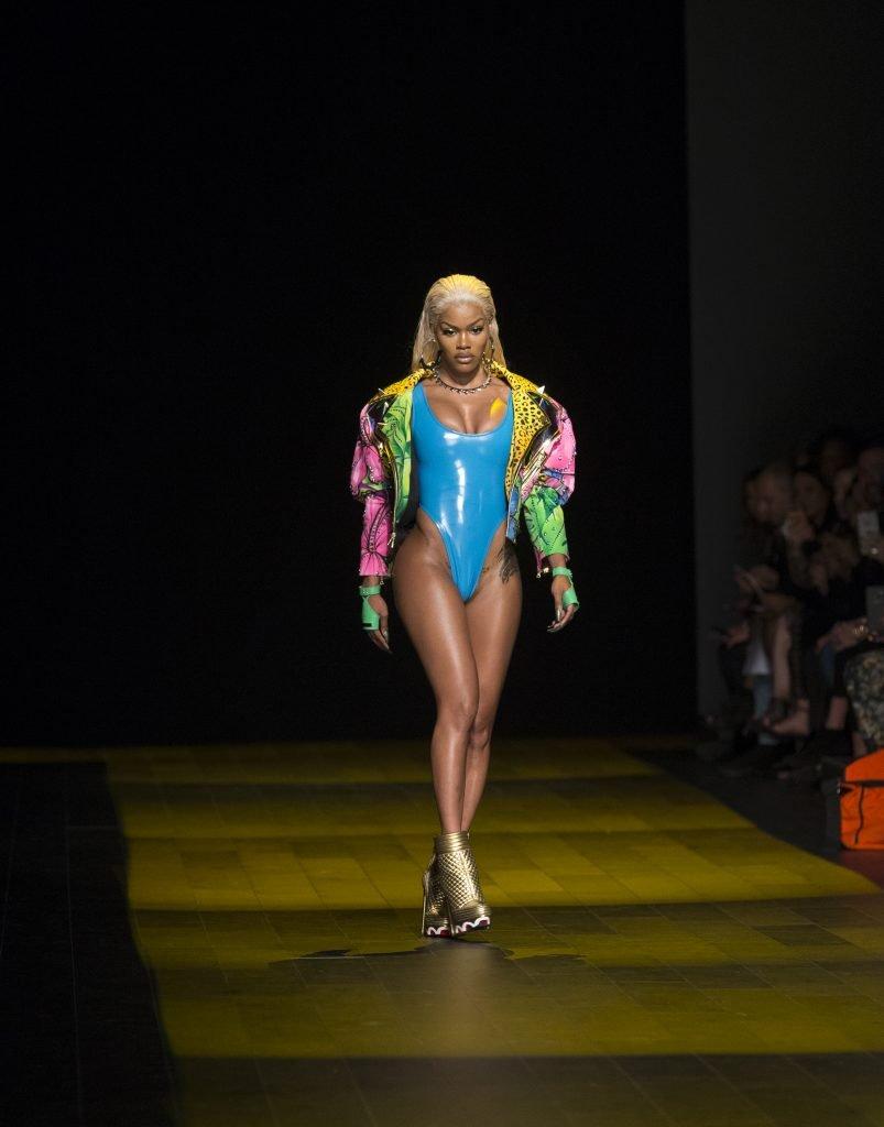 Teyana Taylor Sexy (13 Photos + Videos & Gifs)