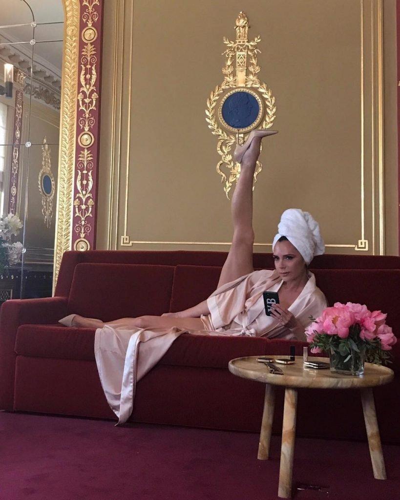 Victoria Beckham Sexy (1 Photo)