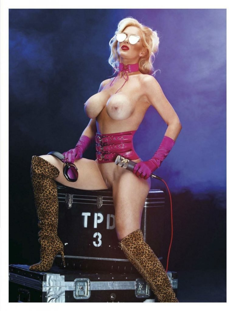 Andrea Prince Nude (8 Photos)