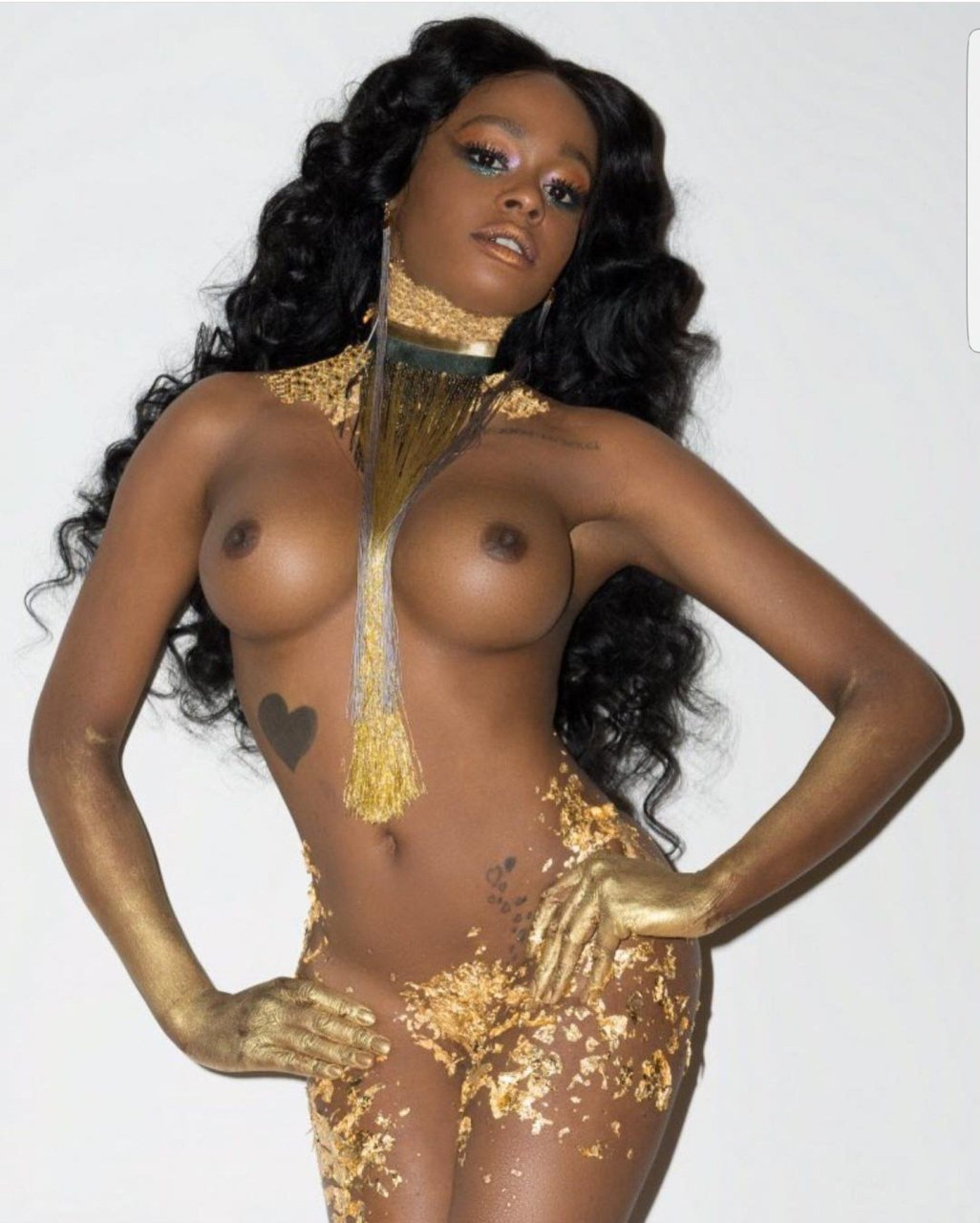 Challenge Tyra banks nude butt all, she's