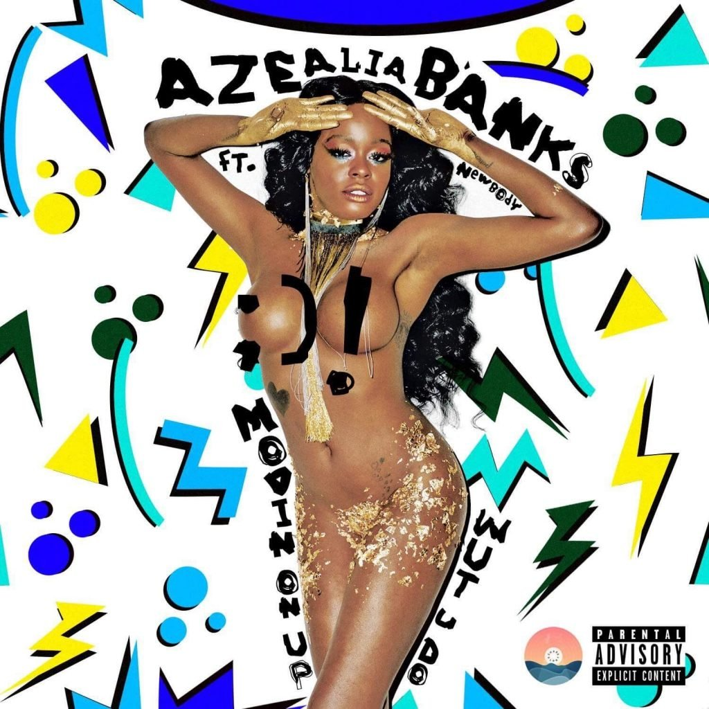 Azealia Banks Nude (7 Photos)
