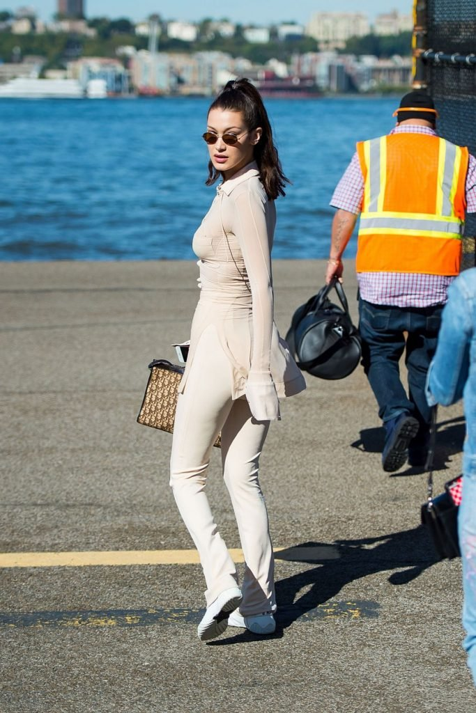 Bella Hadid See Through (New Photos)