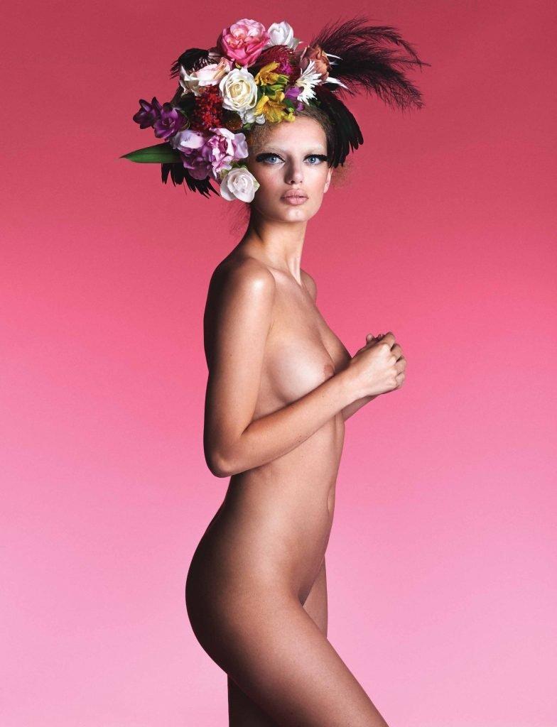 Bregje Heinen Nude (4 Photos)