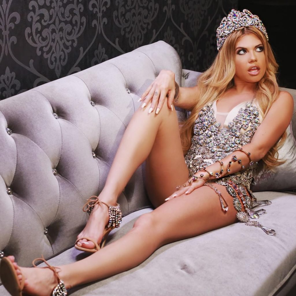 Chelsea Chanel West Coast Dudley Free Pics