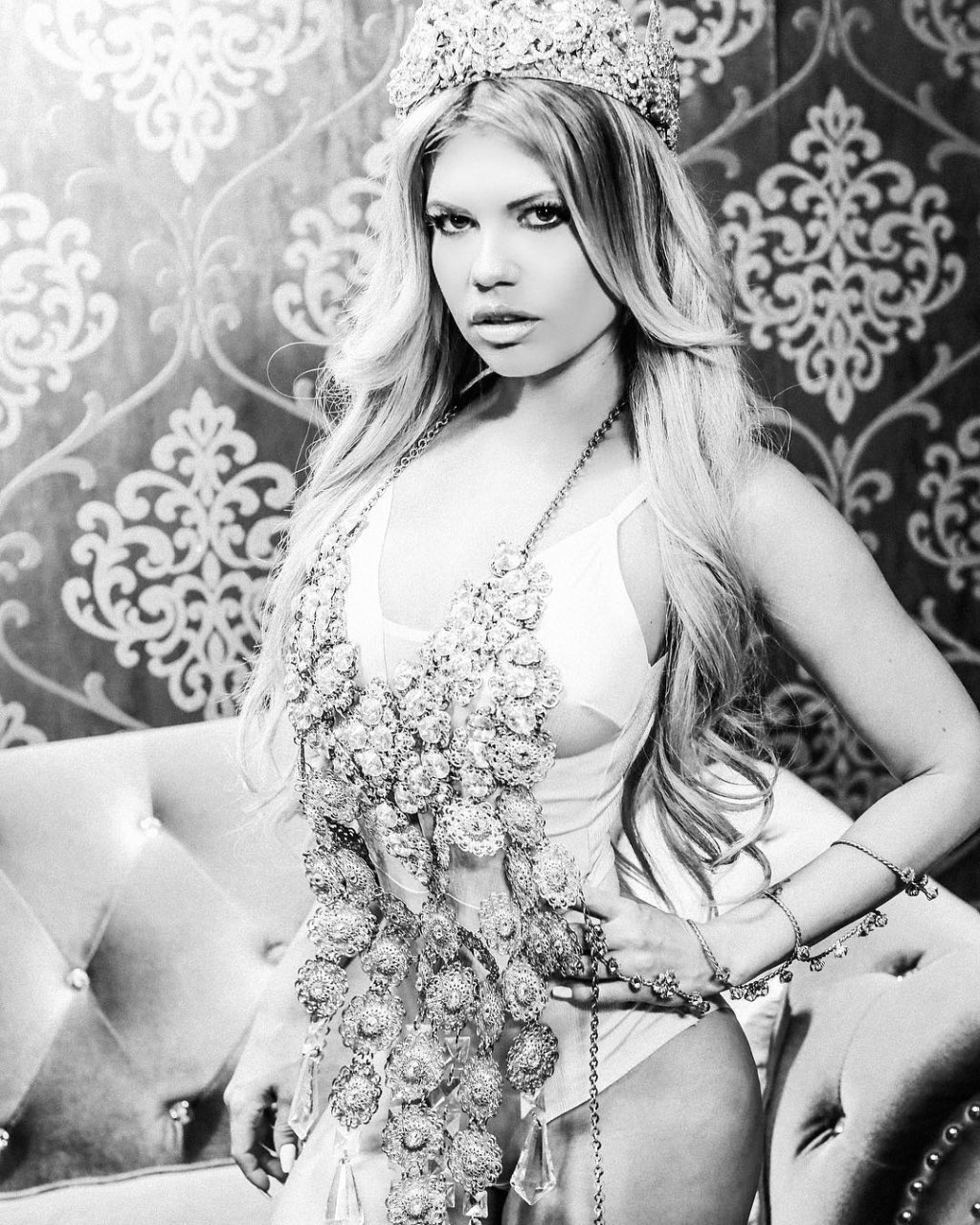 Chanel west coast hot sexy