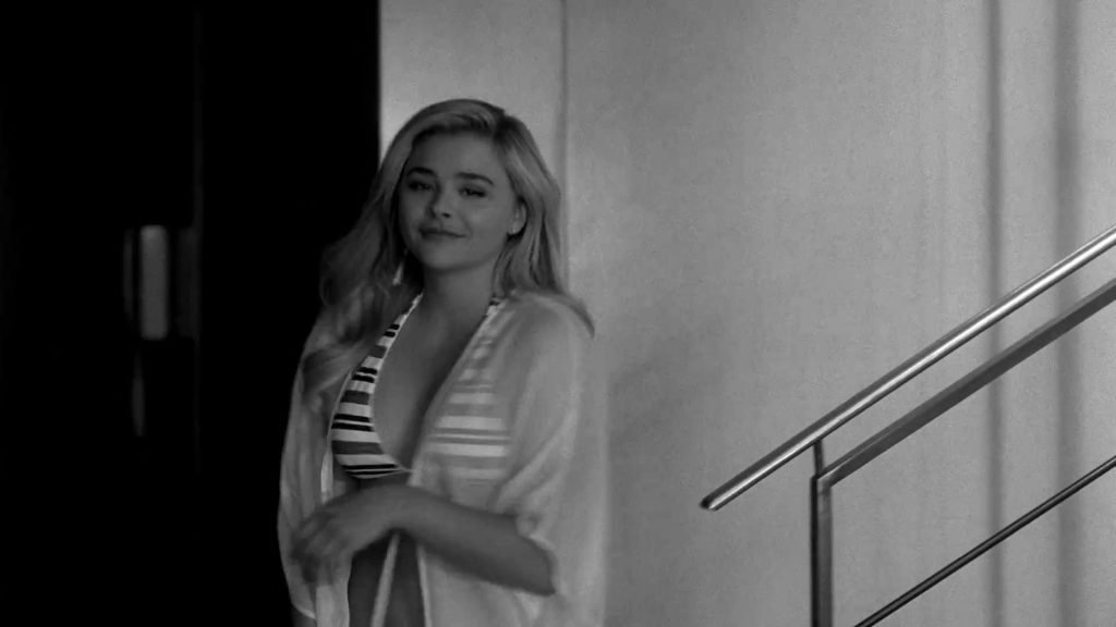 Chloe Grace Moretz Sexy – I Love You, Daddy (2017)