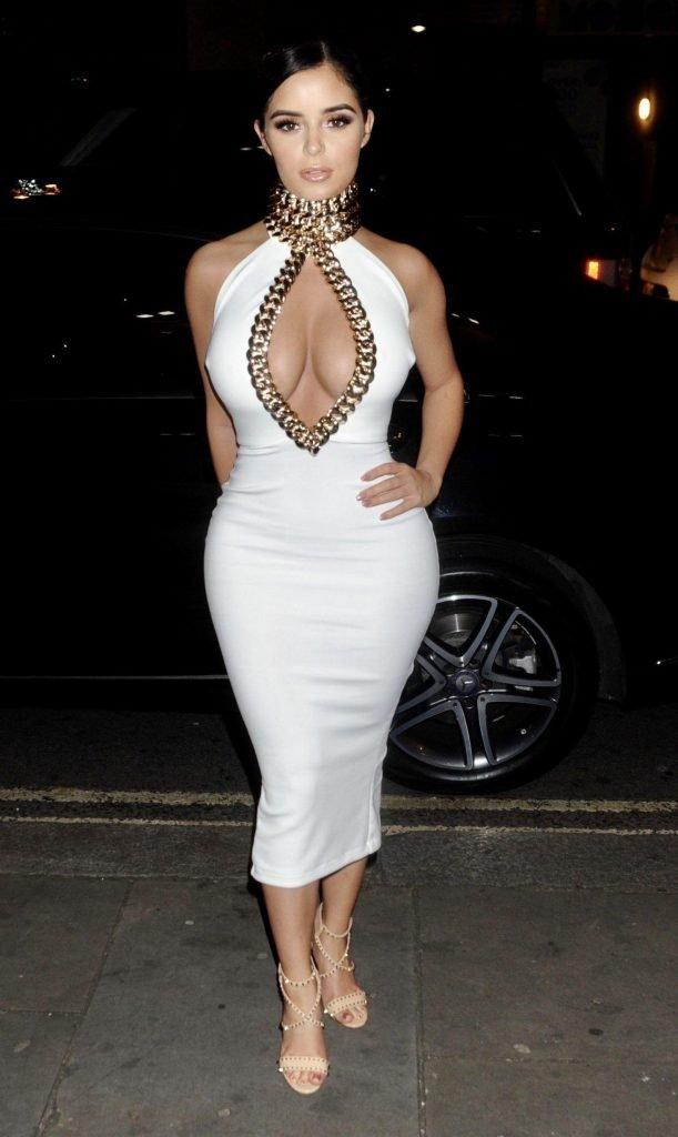 Demi Rose Sexy (45 Photos + Gif)