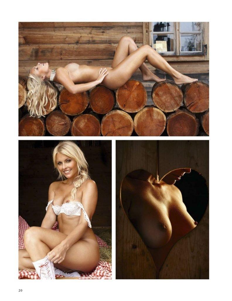 Denise Cotte Nude (8 Photos)