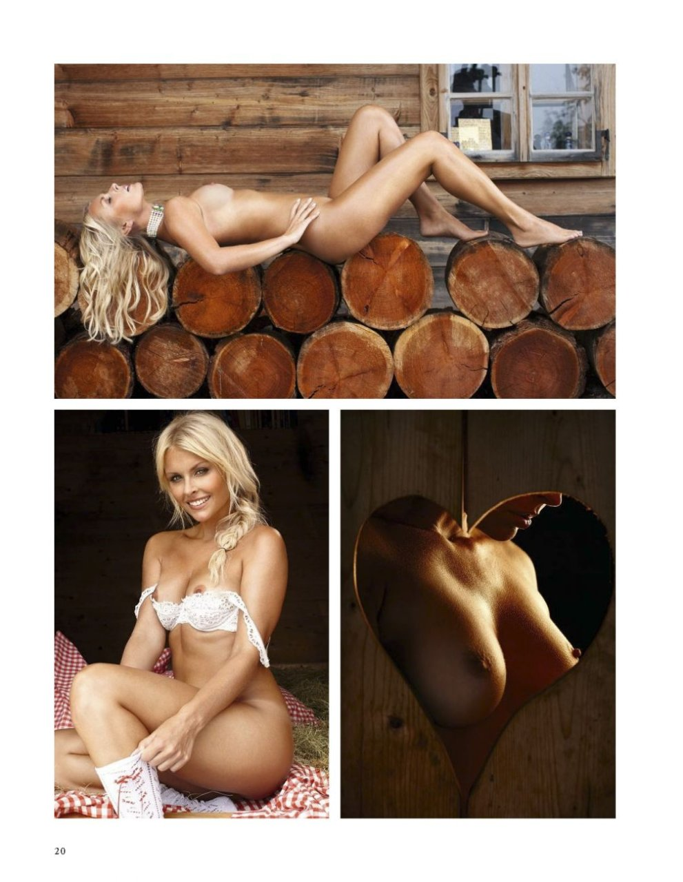 Theme, Nascar girl nude photo